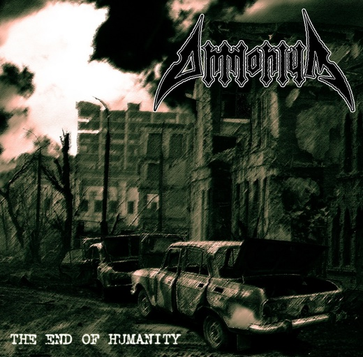 Ammonium - The End Of Humanity