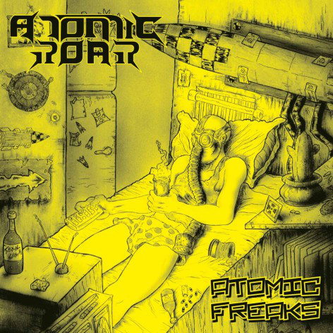 Atomic Roar ‎– Atomic Freaks