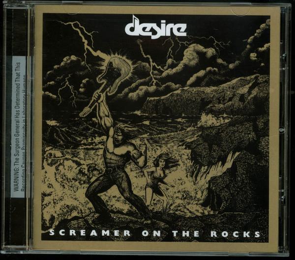 Desire - Screamer On The Rocks