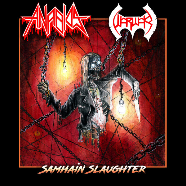 Anabios, Warwar - Samhain Slaughter (Split)