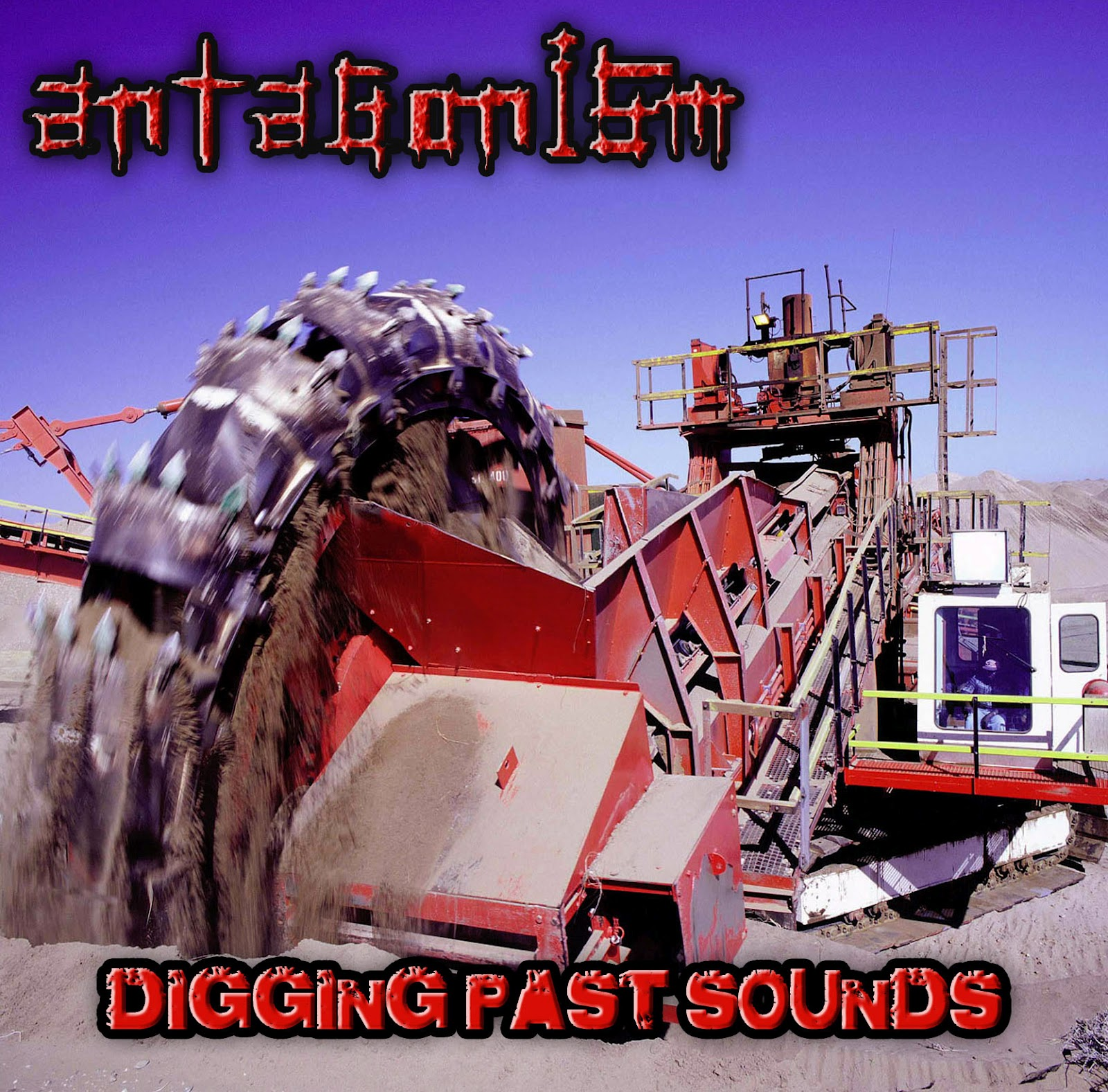 Antagonism - Digging Past Sounds (2012)