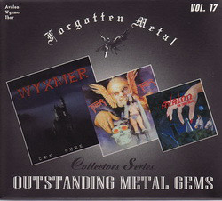 Avalon / Wyxmer / Thor - Forgotten Metal Collector's Series (Outstanding Metal Gems Vol. 17) - Slip Case