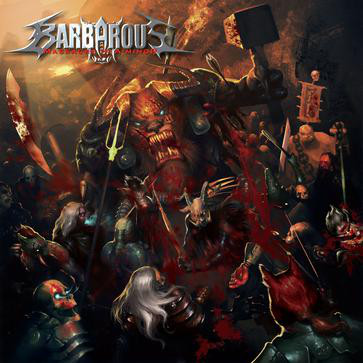 Barbarous - Massacre in A-minor