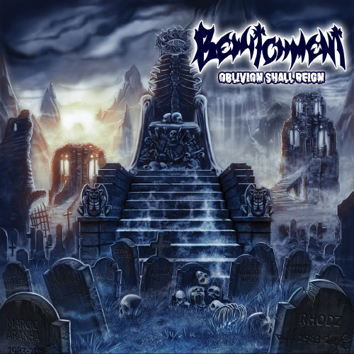 Bewitchment - Oblivion Shall Reign