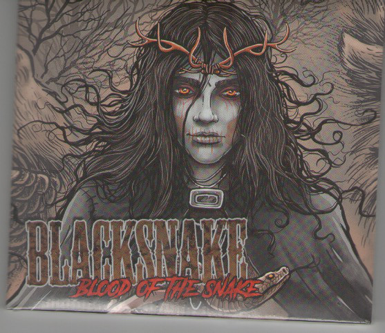 Blacksnake - Blood Of The