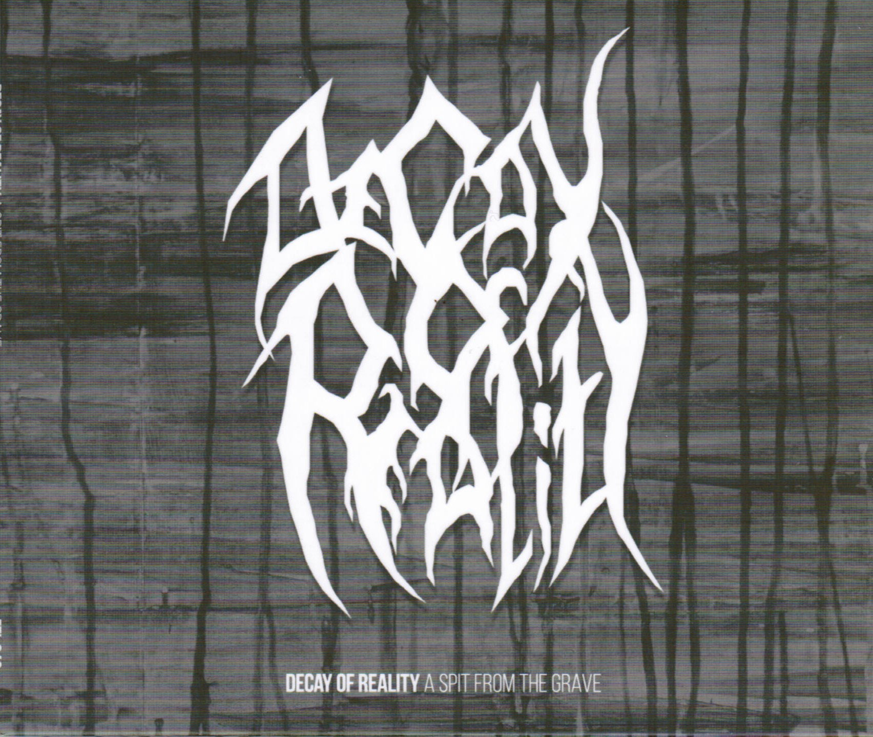 Decay Of Reality - A Spit From The Grave (2016)