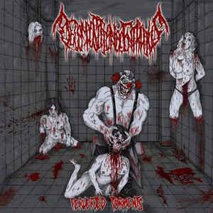 Decomposition Of Entrails - Perverted Torments
