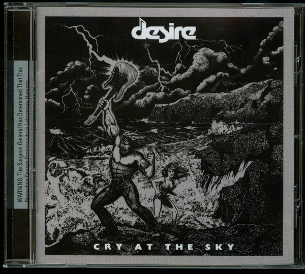 Desire - Cry At The Sky