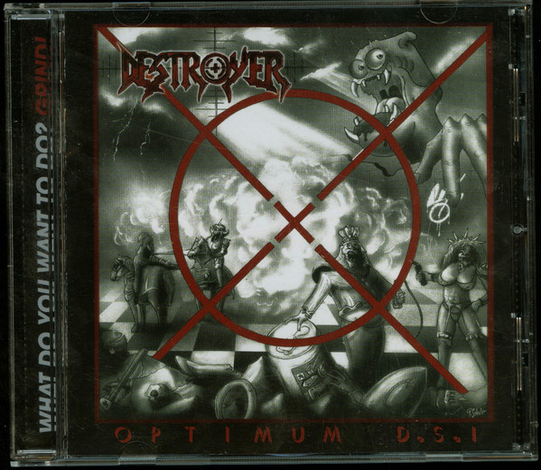 Destroyer - Optimum D.S.I.