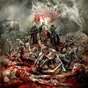 Devouring Humanity - Devouring Humanity (2016)