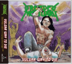 Dreaded Mortuary - Vulgar Way to Die