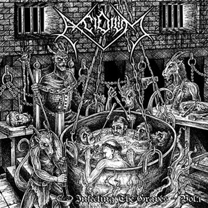 Excidium - Infecting The Graves Vol.1