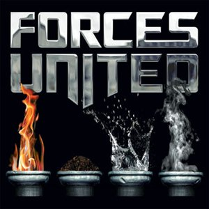 Forces United - Forces United (EP) - Digipak