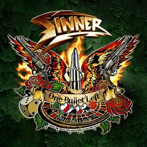 Sinner - One Bullet Left - Digipak