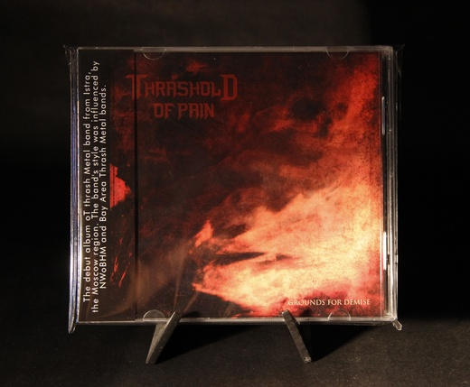 THRASHOLD OF PAIN - Grounds for Demise