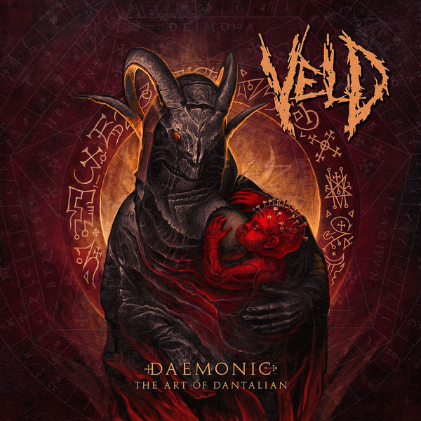Veld - Daemonic: The Art Of Dantalian