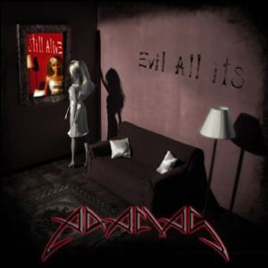 ADAMAS - Evil and All (2010 / Reissue  2013)