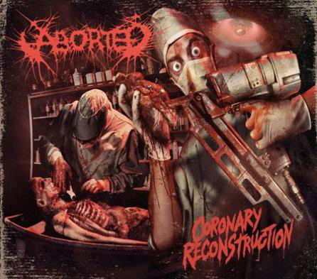 Aborted - Coronary Reconstruction - Vinyl, 12