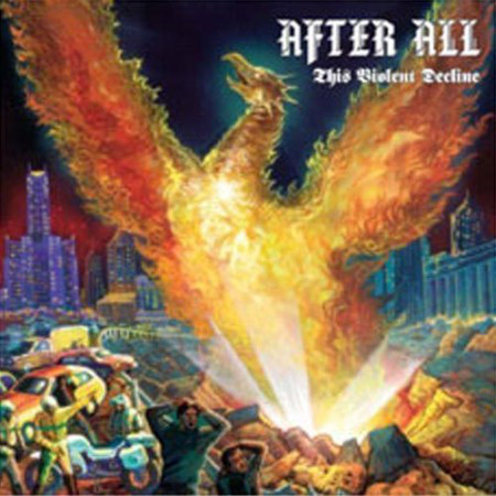 After All - This Violent Decline - Vinyl
