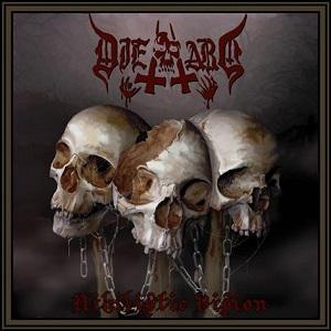 Die Hard - Nihilistic Vision - Vinyl