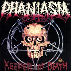 Phantasm - Keeper Of Death - Vinyl