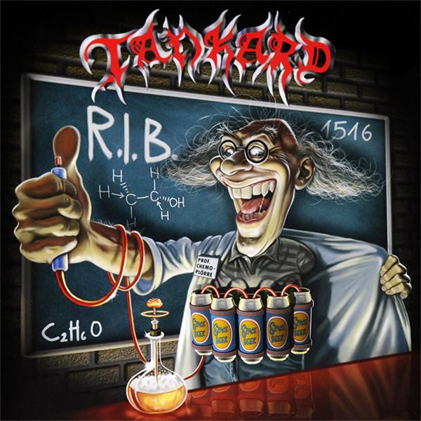 Tankard - R.I.B. - Vinyl