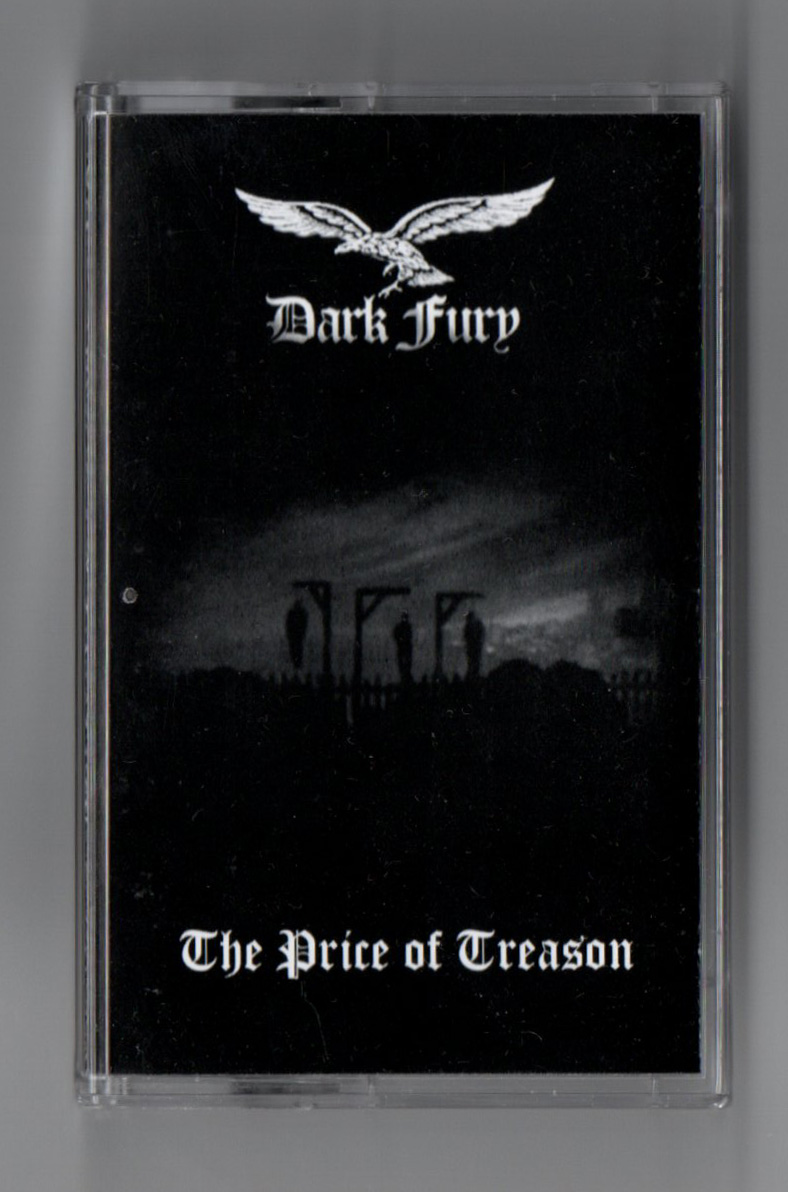 Dark Fury - The Price Of Treason (2009)