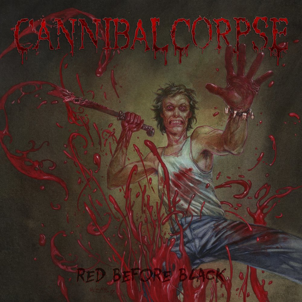 Cannibal Corpse - Red Before Black (2017)