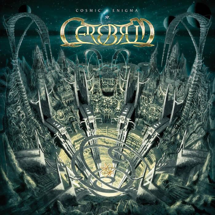 Cerebrum - Cosmic Enigma (2013)