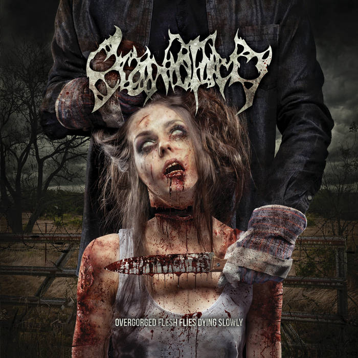Craniotomy - Overgorged Flesh Flies Dying Slowly (2015)