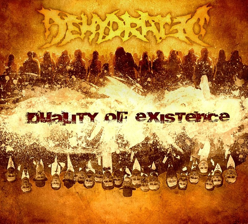 Dehydrated - Duality Of Existance (2010)