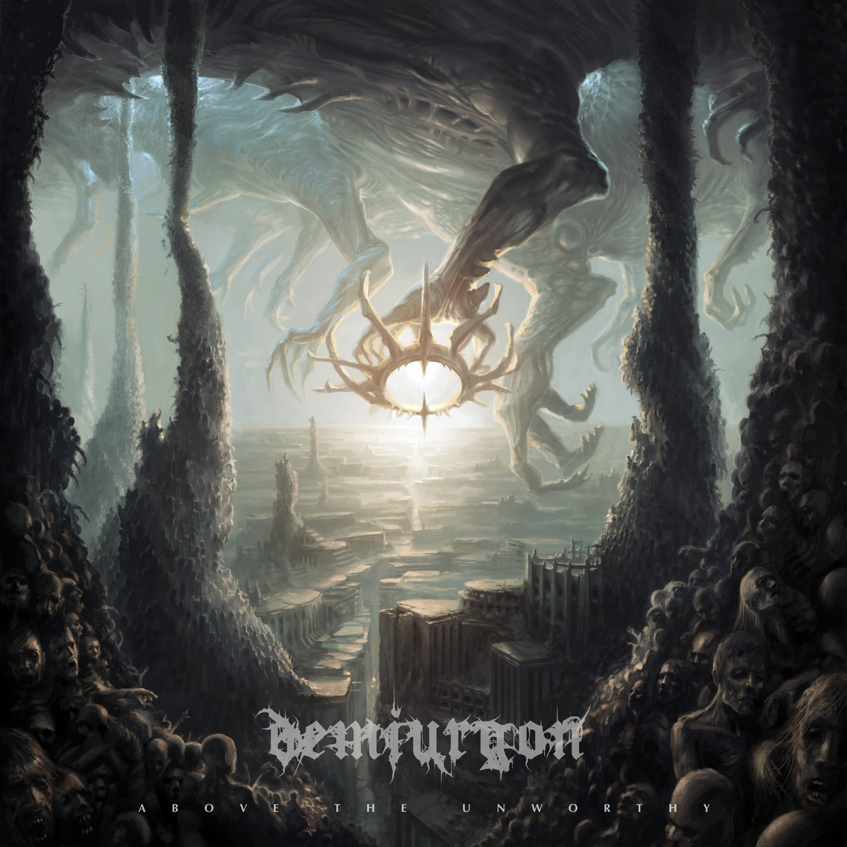 Demiurgon - Above The Unworthy (2015)
