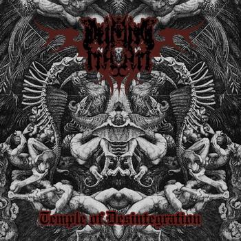 Devilish Art - Temple of Desintegration (2017)
