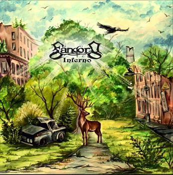 FANGORN - Inferno [EP] (2016)
