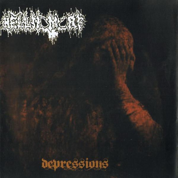 Hellnomorf - Depressions (2016)