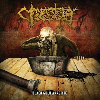 Monastery Dead - Black Gold Appetite (2015)
