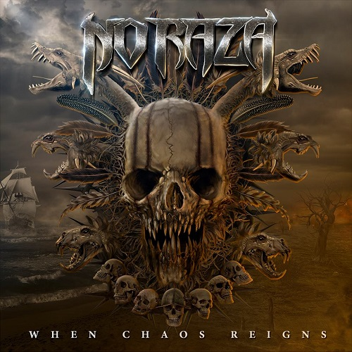 No Raza - When Chaos Reigns (2014)