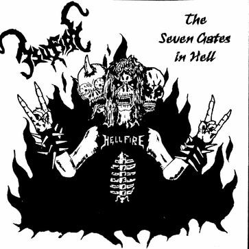 Hellfire - The Seven Gates In Hell (2016)