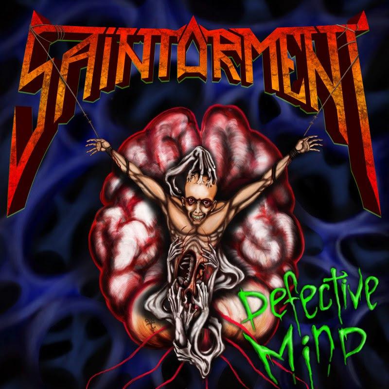 Saintorment - Defective Mind (2017)