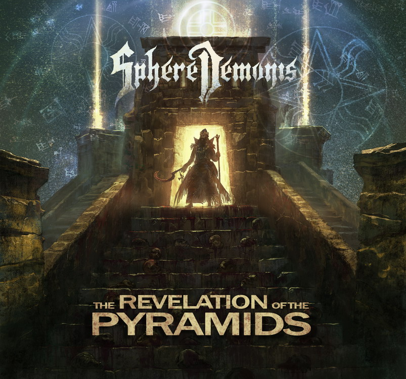 SphereDemonis - The Revelation Of The Pyramids (2017)