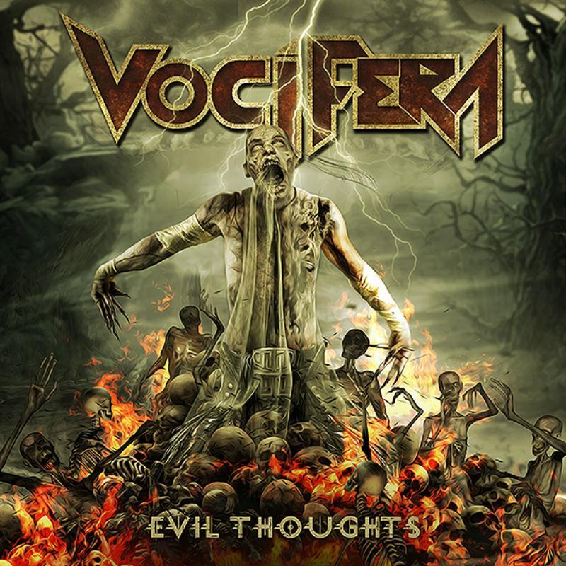 Vocífera - Evil Thoughts (2016)