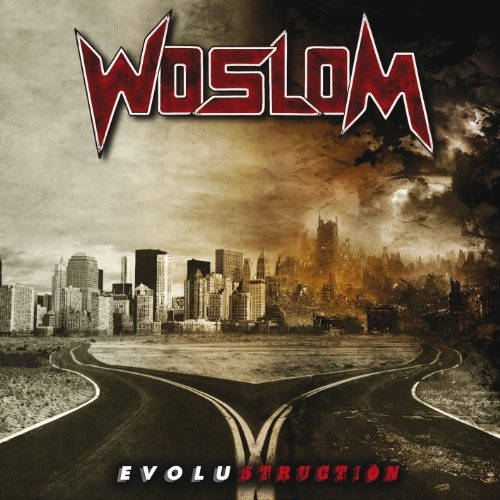 Woslom - Evolustruction (2014)
