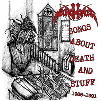 Necromancer - Songs About Death and Stuff 1986 - 1991