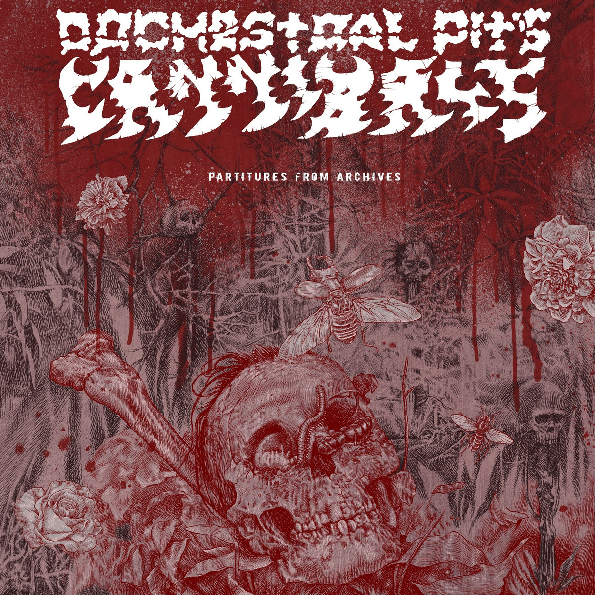 Orchestral Pit's Cannibals - Partitures from Archives CD