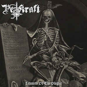 Pestkraft ‎– Litanies Of The Plague