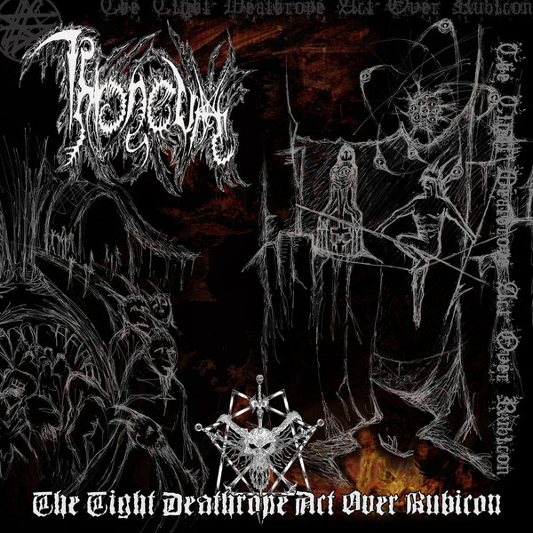 Throneum - The Tight Deathrope Act Over Rubicon
