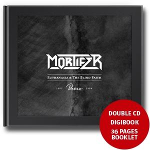 Mortifer - Euthanasia / The Blind Faith - Digibook