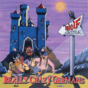 Adolf Castle - Really Crasy Germans (Analog Box Set) - Pre-Sale