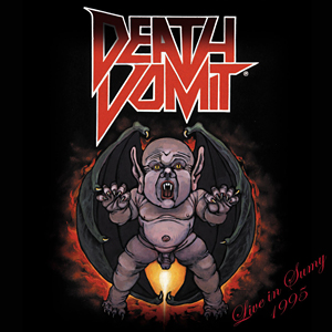 Death Vomit - Live In Sumy '95 (Slipcase)