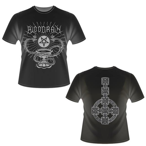 Bloodrain - De Vermis Mysteriis (T-Shirt)